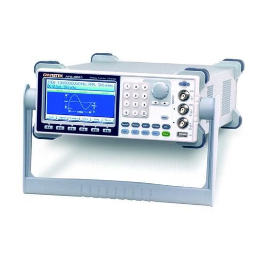 AFG-3000 Series - GW Instek waveform generator front
