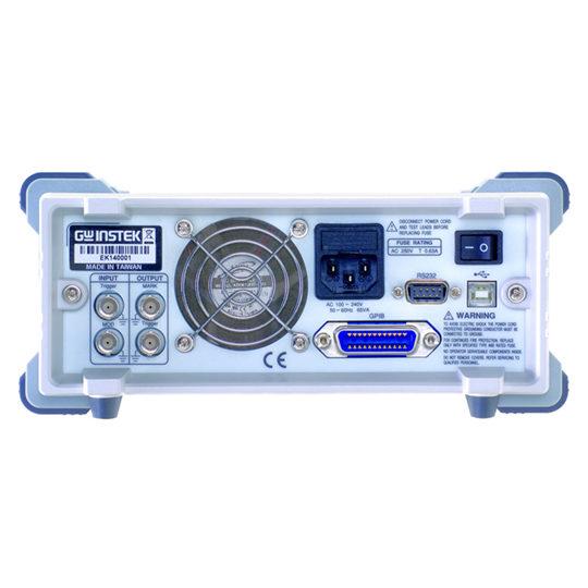AFG-3000 Series - GW Instek waveform generator back