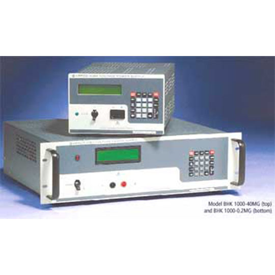 BHK-MG Series Kepco DC High Voltage Power