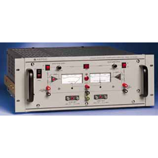 BOP High Voltage - Kepco power supplies