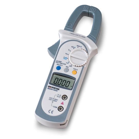 GCM-403 & GCM-407 - GW Instek Digital Clamp Meter Diode 2