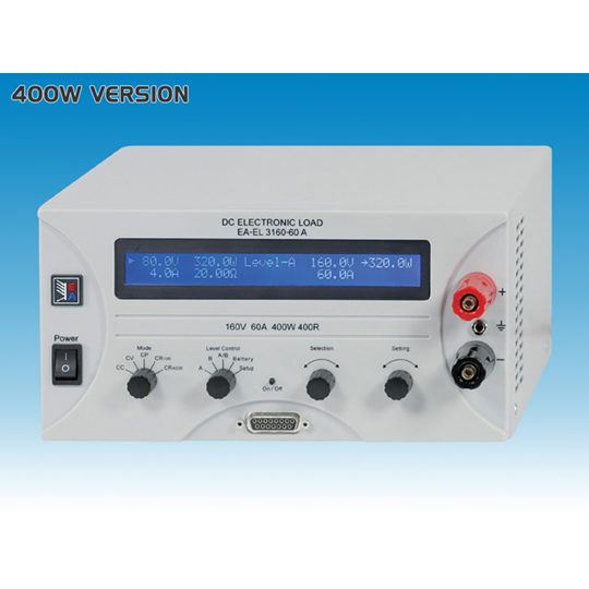 el3000 400w DC Electronic Load Unit
