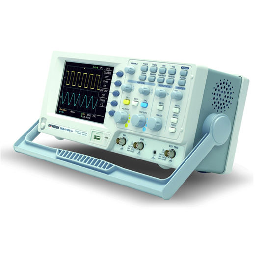 GDS-1000-U Series - GW Instek Digital Storage Oscilloscope