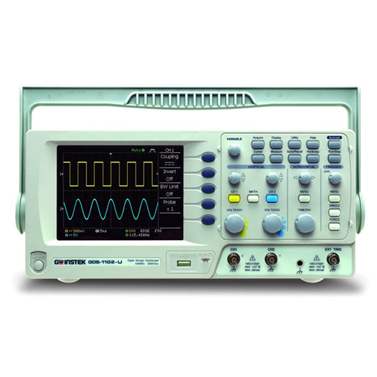 GDS-1000-U Series - GW Instek Digital Storage Oscilloscope 2
