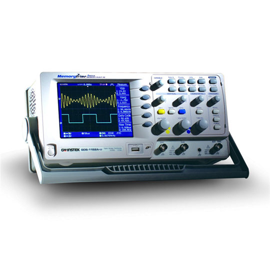 GDS-1000A-U Series - GW Instek Digital Storage Oscilloscope