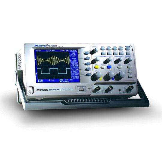 GDS-1000A-U Series - GW Instek Digital Storage Oscilloscope 2