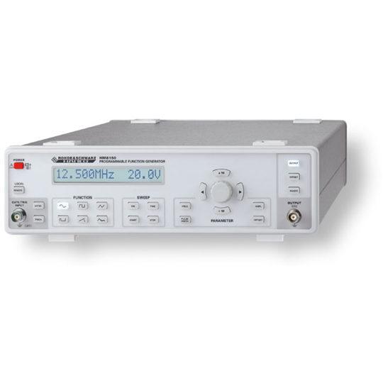 HM8150 - Rohde & Schwarz Hameg Programmable Function Generator