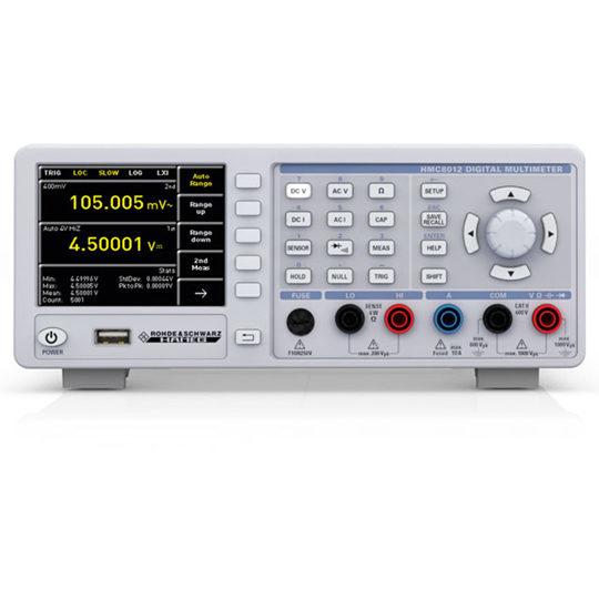 HMC8012-G - Rohde & Schwarz Hameg Digital MultiMeter