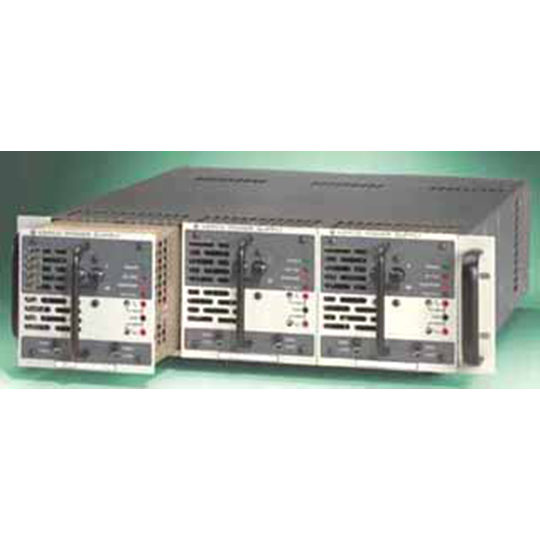 HSP Series - Kepco Power LOW PROFILE POWER SUPPLIES
