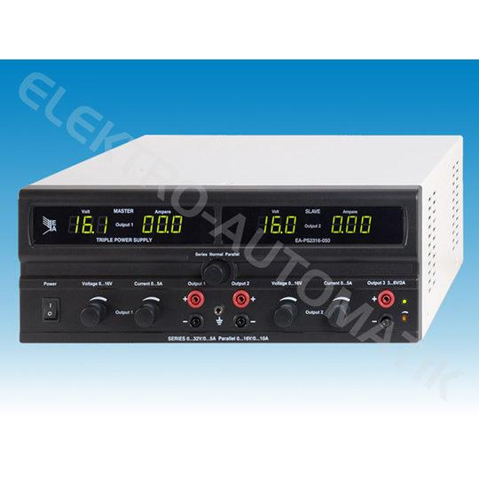 PS 2000 Series - Elektro-Automatik triple power supply