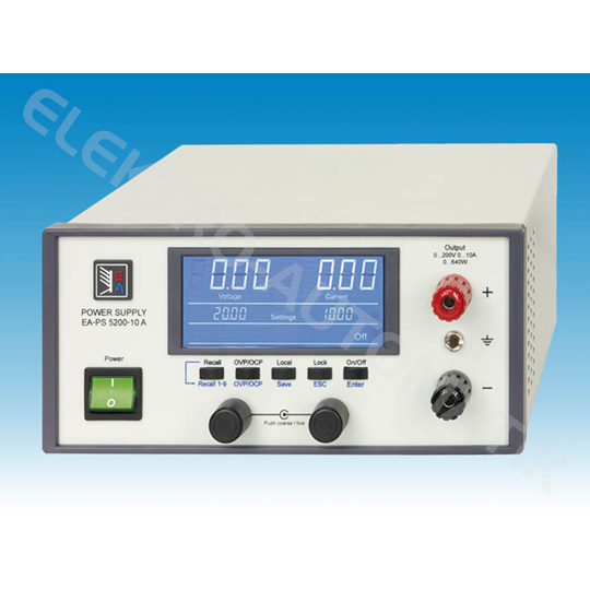 PS 5000 Series - Elektro-Automatik power supply