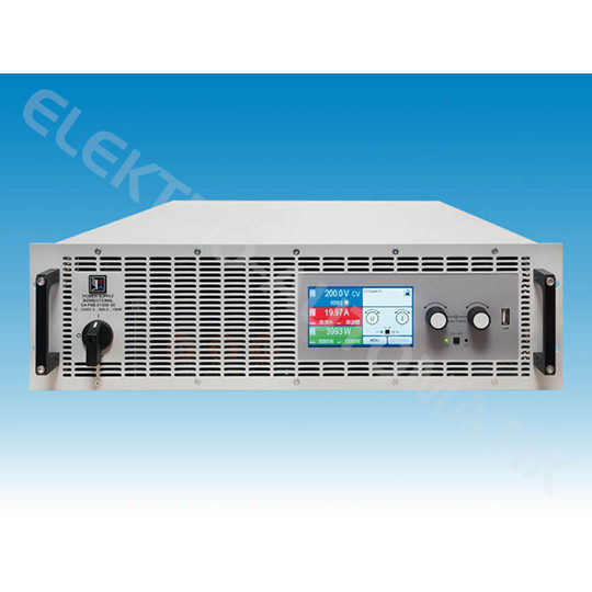 EA-PSB 9200-210 3U - Elektro-Automatik