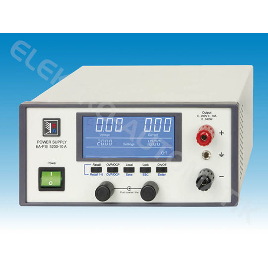 PSI 5000 Series - Elektro-Automatik power supply