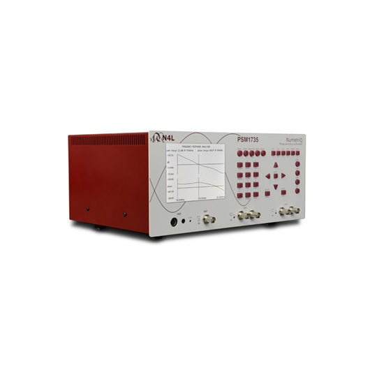 PSM1735 Frequency Response Analyser - N4L side