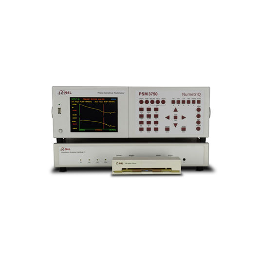 PSM3750 Frequency Response Analyser - N4L front