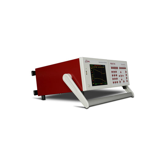 PSM3750 Frequency Response Analyser - N4L side