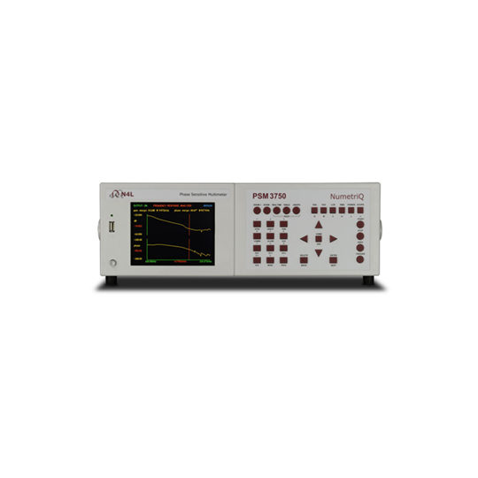 PSM3750 Frequency Response Analyser - N4L front 2