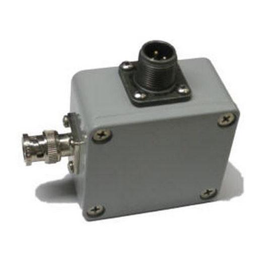 1395D - Ballantine Laboratories Thermal Voltage Converter