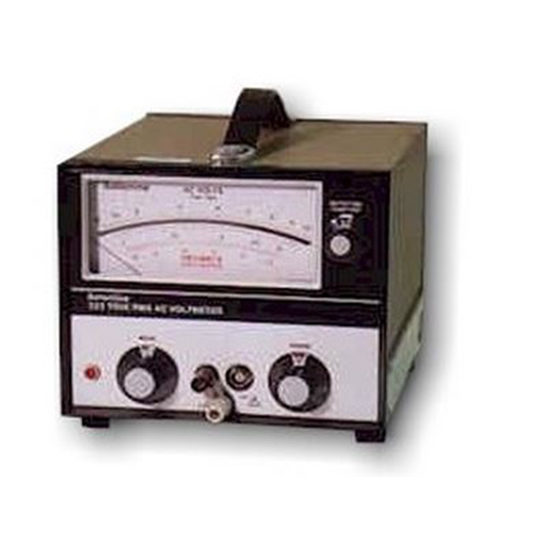 323 - Ballantine Laboratories Wideband True RMS AC Voltmeter