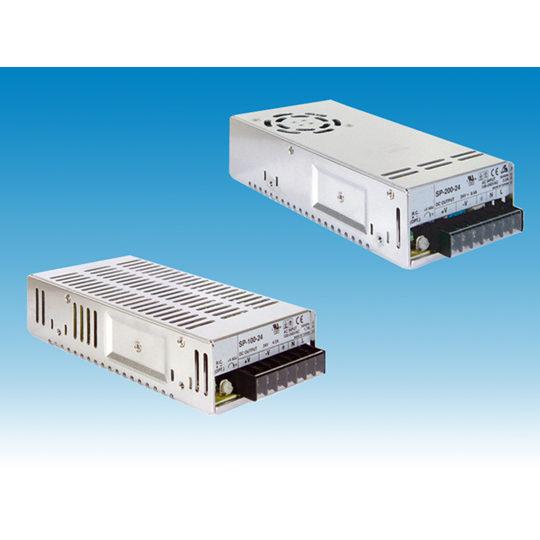 Mean Well SP-200-24 & SP-100-24 Elektro-Automatik