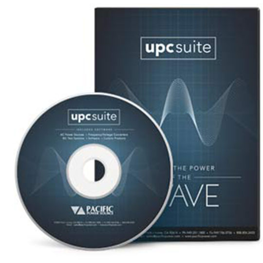 UPC suite software