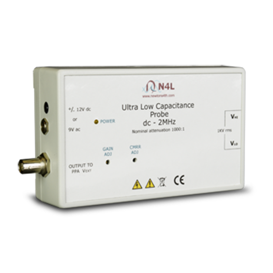 N4L Ultra Low Capacitance Probe