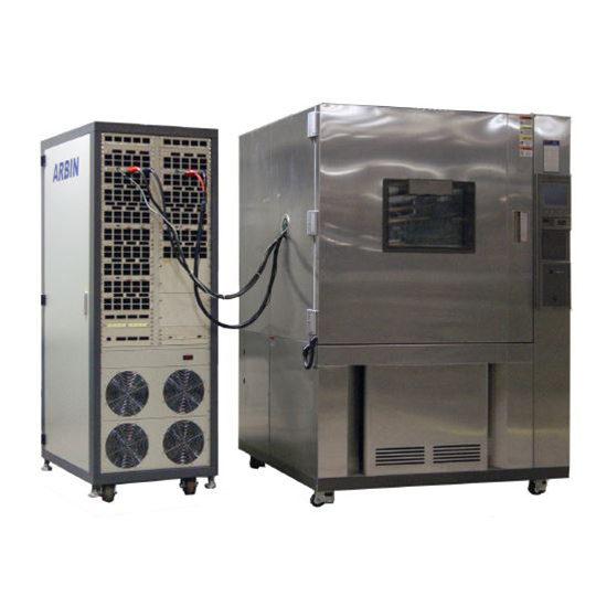 BT-ML - Arbin Instruments Module & Battery Pack Testing Solution
