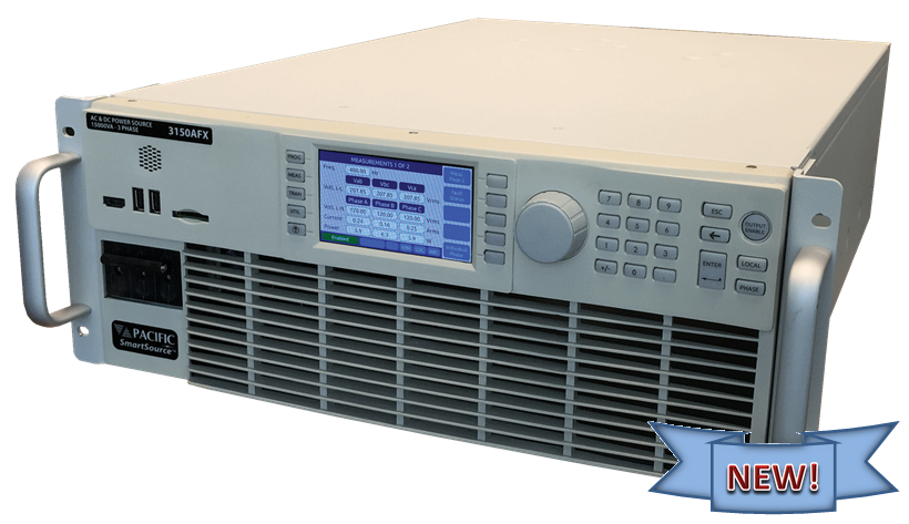 Pacific SmartSource 3150AFX AC and DC Power Source