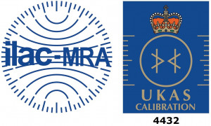 ILAC MRA and UKAS accreditation (Electrical equipment calibration service)
