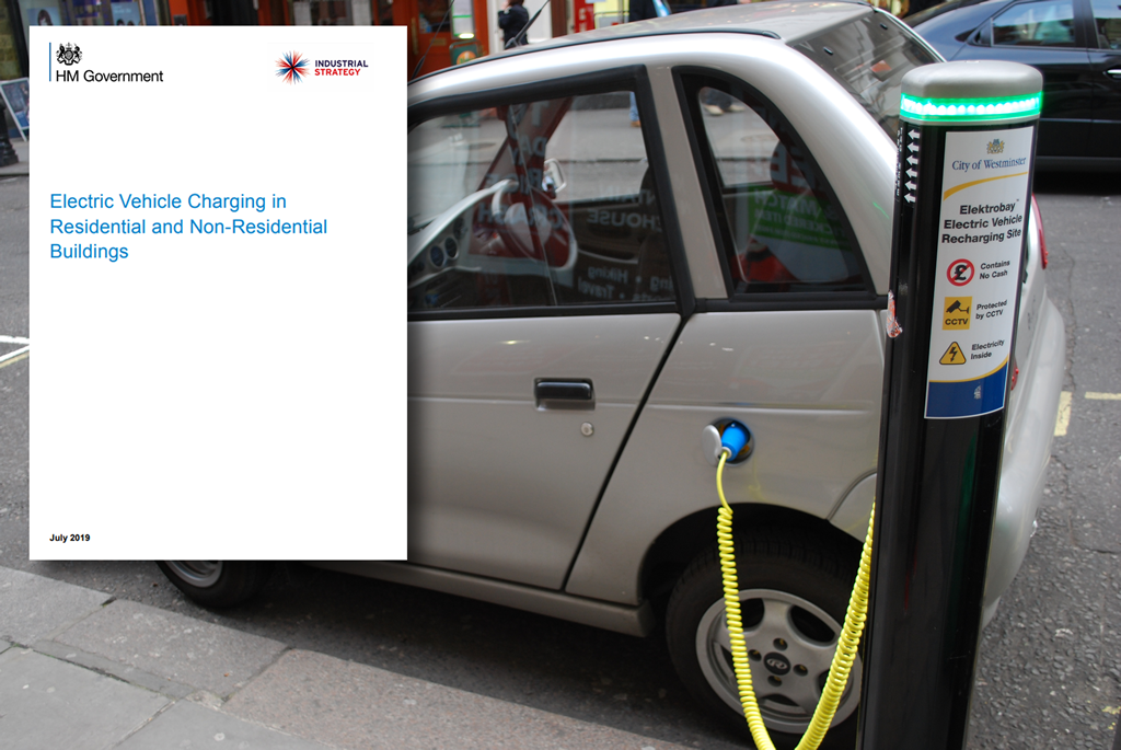 Electric Vehicle charging in residential and non-residential buildings
