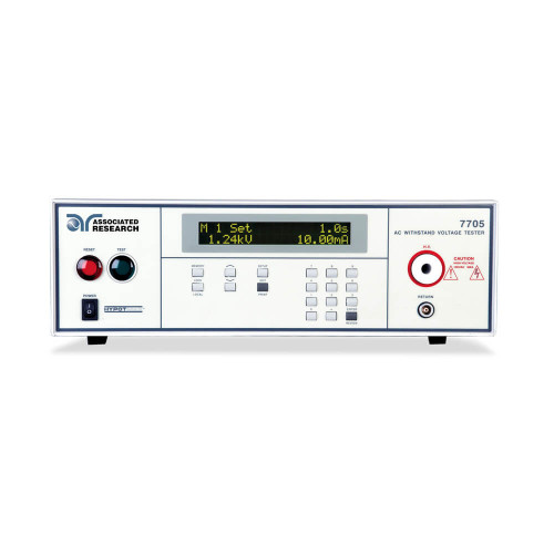Associated Research HypotMAX Series high voltage hipot tester.