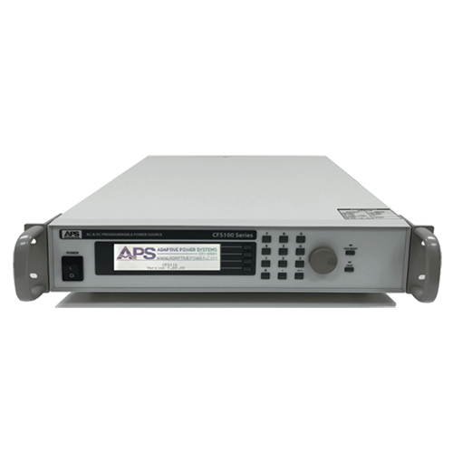 CFS116 unit AC and DC Power Supplies (Adaptive Power Systems)