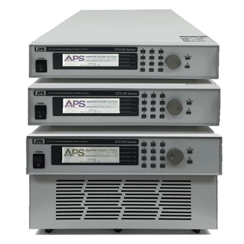 CFS-Series AC and DC Power Supplies (Adaptive Power Systems)
