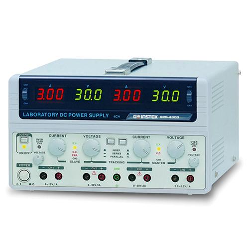 Multiple DC Laboratory Power Supply