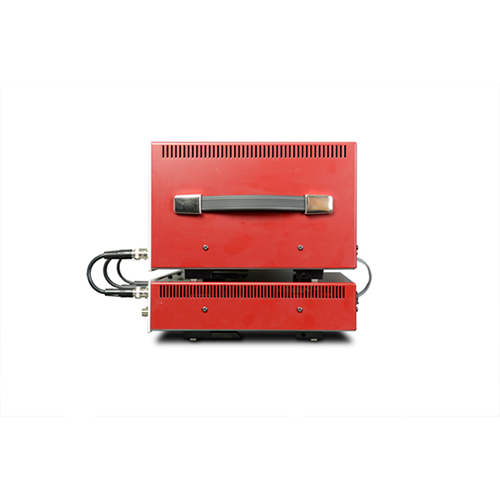 PSM1700 frequency response analyser side view
