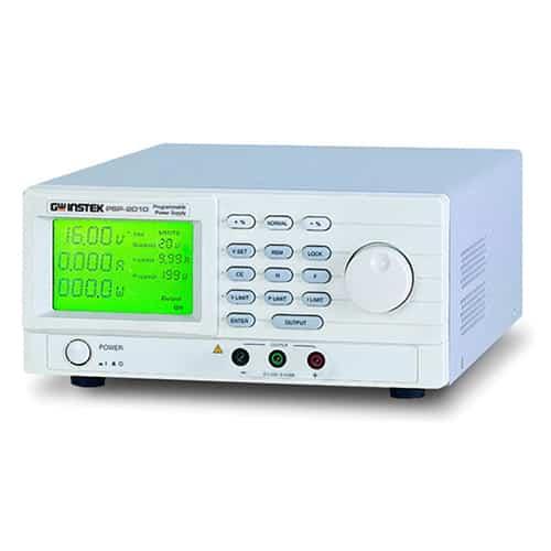 PSP Series Programmable Switching DC Power Supplies (GW Instek)