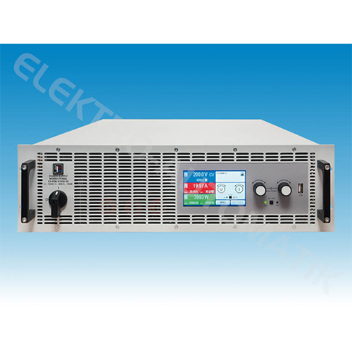 EA-PSB 9080-240 3U - Bidirectional DC-Laboratory Power Supplies - Elektro-Automatik.