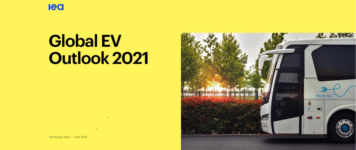Global EV Outlook 2021.